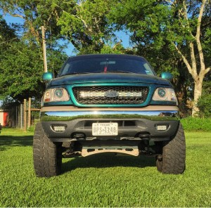 Speaker replacement  1995 ford f150