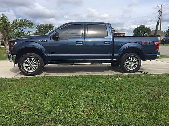 2017 FX4 lariat my first ford  Ford F150 Forum