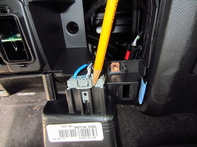 brake controller harness