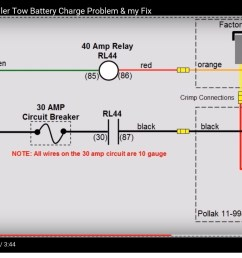 2016 7 pin aux circuit fuse block number and amperage ford 7 pin trailer wiring diagram [ 1704 x 1072 Pixel ]