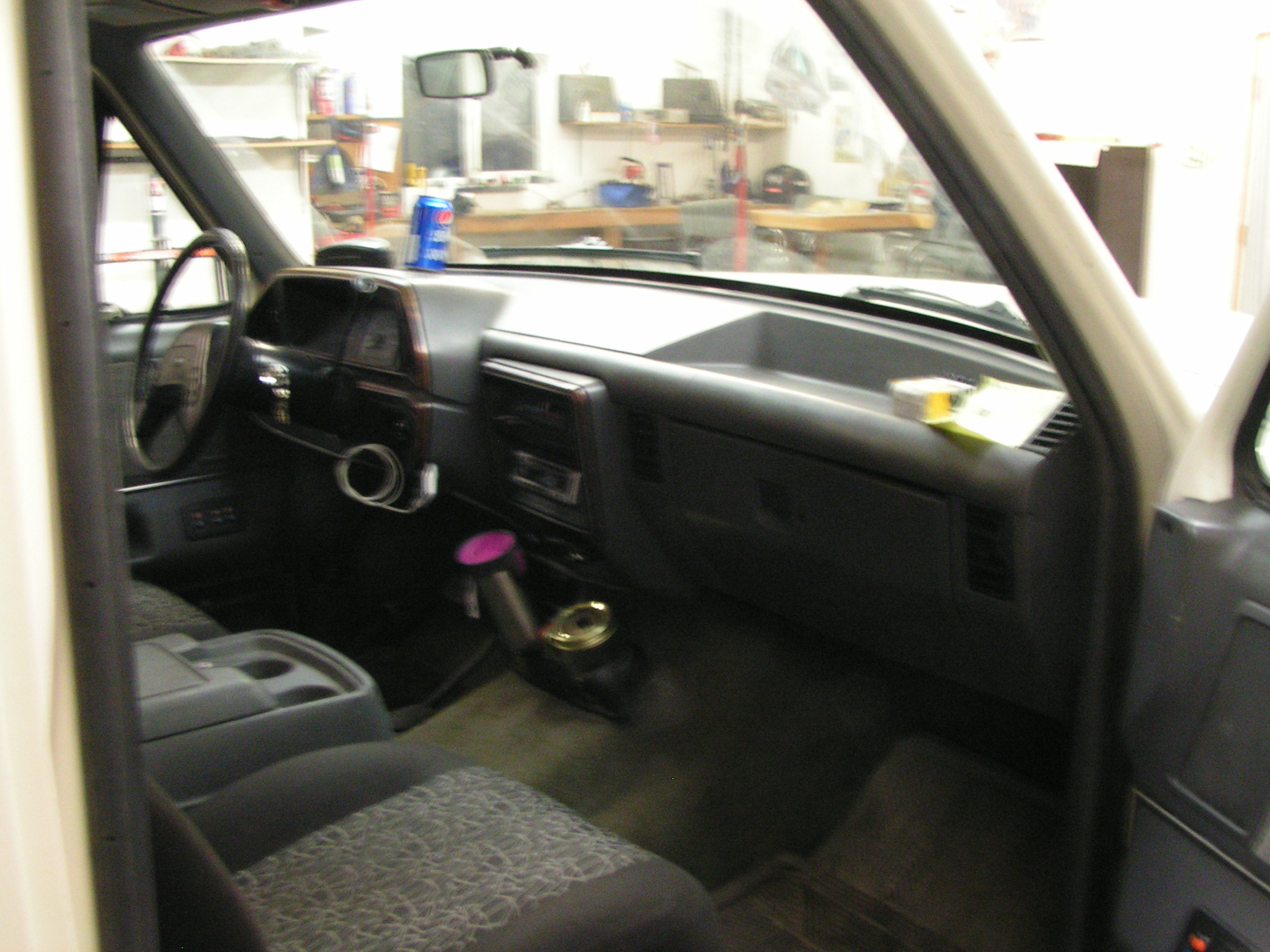 2003 Ford Ranger Seats In A 90 F 150 With Pics Ford