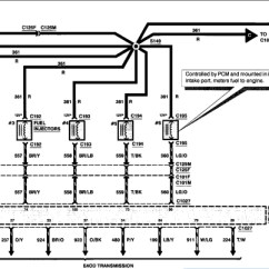 Ford Escape Wiring Harness Diagram Reading Electrical Diagrams Daigram For Fuel Injector - F150 Forum Community Of Truck Fans