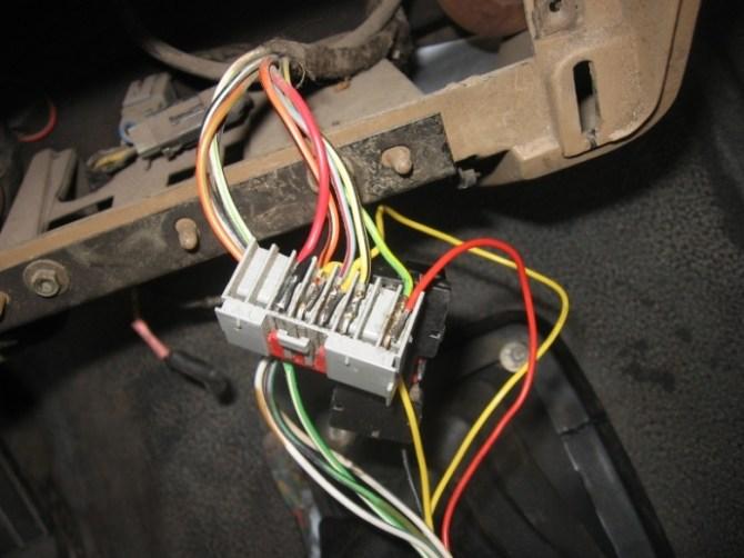 1990 f150 radio wire help  ford f150 forum  community of
