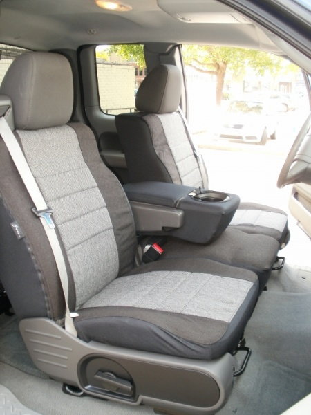 Seat Covers Material Ford F150 Forum Community Of