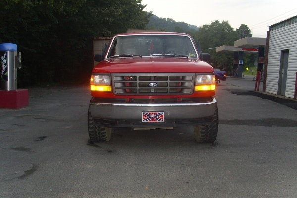 1996 F150 Front End Parts