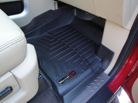 Weather Guard Floor Mats