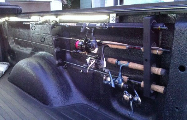 Fishing Rod Holder In Bed Ford F150 Forum Community Of