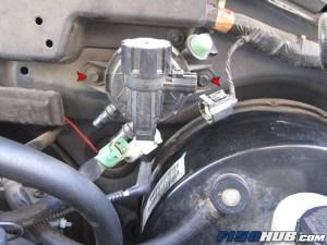 Ford F150 54 Triton Egr Valve Location