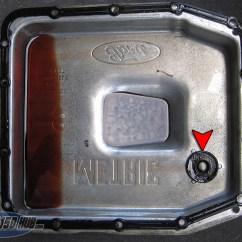 Ford 4r70w Transmission Diagram Crown Oil Pressure Gauge Wiring 4r70w, 4r70e Service Procedures