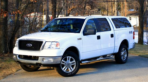 Big White :: 2005 Ford F