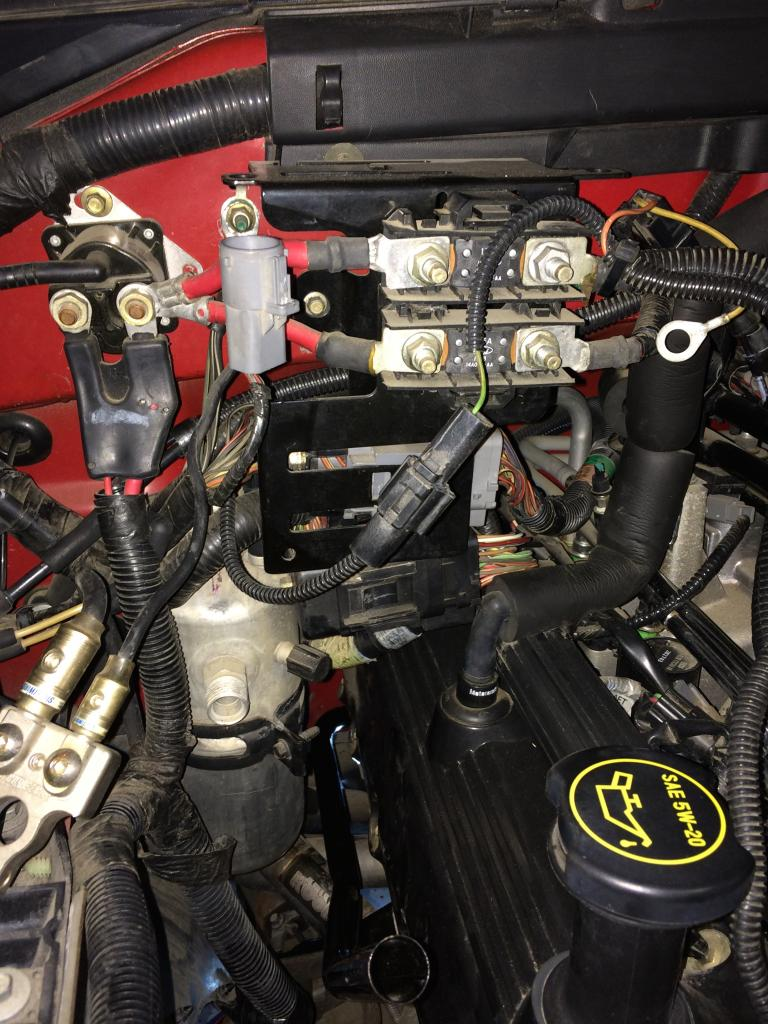 I Need A Fuse Box Diagram Of 98 Engine Swap Info Needed F150online Forums