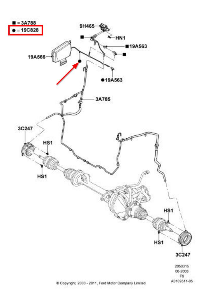 2004 f150 vacuum diagram