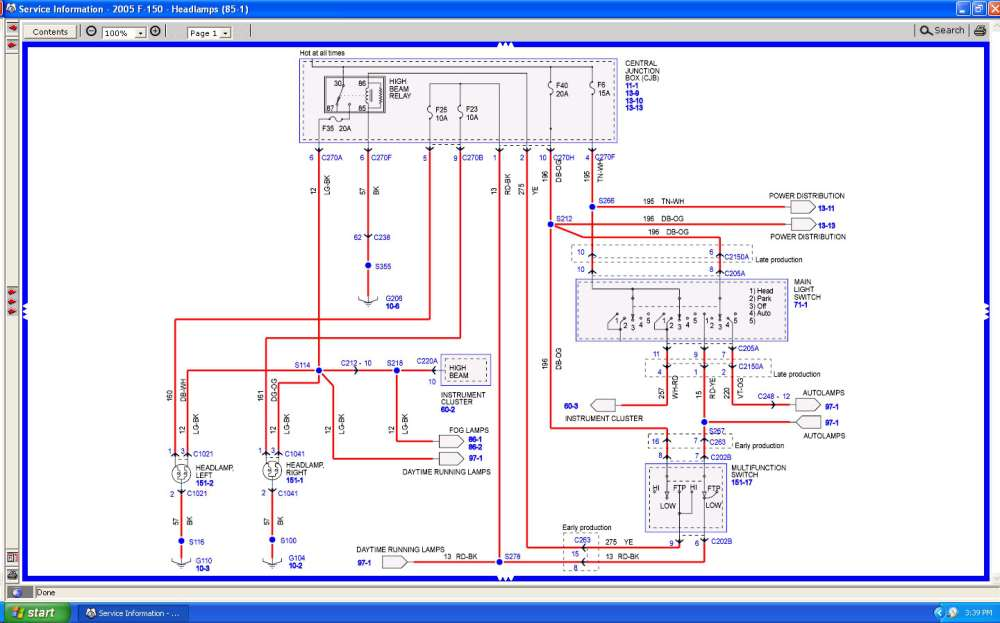 medium resolution of 2007 f150 wiring diagrams wiring diagram schematics rh ksefanzone com 2007 ford f150 radio wiring diagram 2007 ford f150 radio wiring diagram