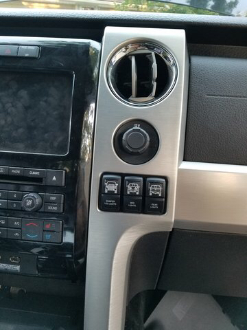 4x4 Wire Diagram 2012 Lariat Aux Switches Page 3 F150online Forums