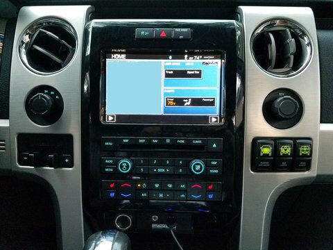 2012 Lariat Aux Switches  Page 3  F150online Forums