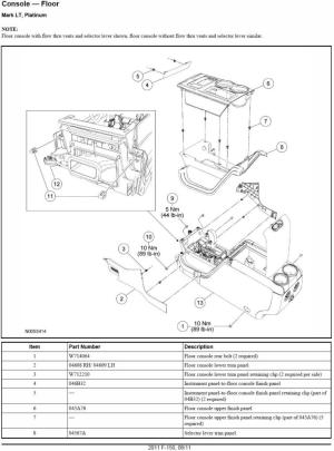 Floor shifter removal??  F150online Forums