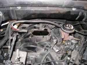 Cleaning the Throttle Body  F150online Forums