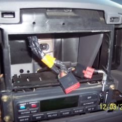 2010 Ford F150 Factory Stereo Wiring Diagram 2005 Acura Tl Door Speaker Quothow To Quot Install Double Din Unit In 2003 F150online