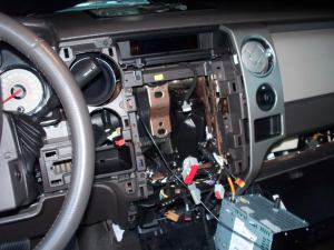 2009 F150 Stereo wiring?  F150online Forums