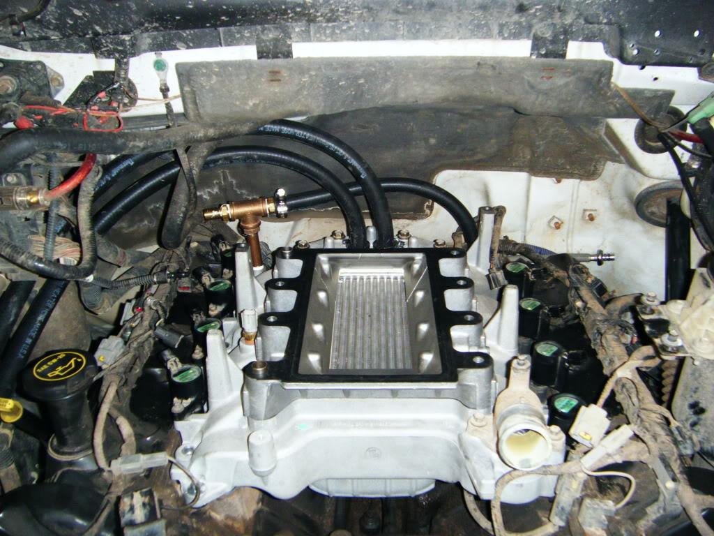 Ford F150 Questions 1999 F 150 Need Intake Manifold Vacuum Diagram