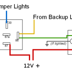 4 Pin Relay Wiring Diagram With Switch 2000 Nissan Xterra Suggestion Auxiliary Reverse Lights W Or F150online Forums