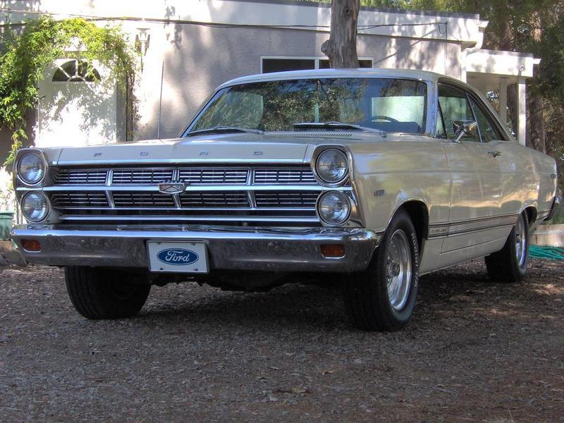 67 Ford Fairlane For Sale On Wiring Diagram For 1967 Ford Galaxie 500