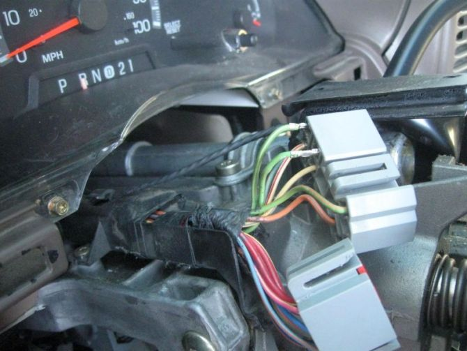 how to repair turn signals on a '97'03 f150  f150online