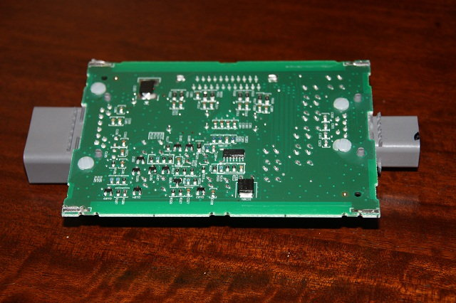 2016 f150 sony wiring diagram 1991 toyota mr2 8 factory sub replacment f150online forums 6 here are photos of the actual subwoofer amplifier module itself only have to remove star pattern screws and this pcb slides right out its