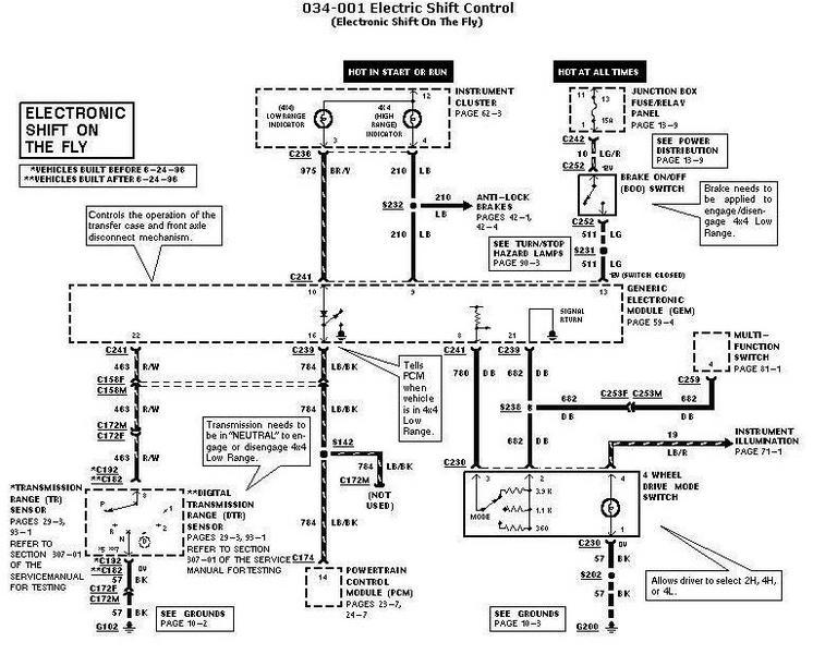 2003 Ford F150 Electrical Problems