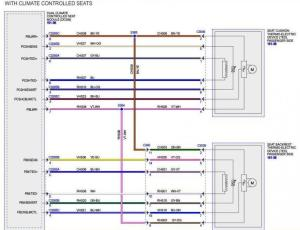 20092010 F150 Dual Temp Climate Controlled Wiring Diagram