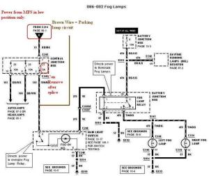 Existing fog light wiring  F150online Forums