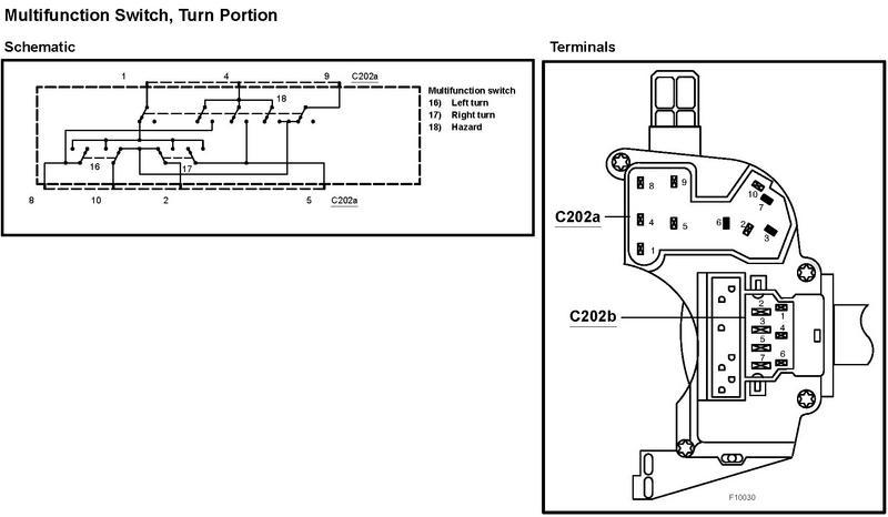 turn signal relay schematic