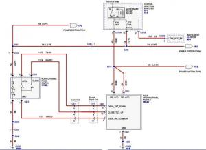 Need 04' FX4 Sunroof schematic  F150online Forums