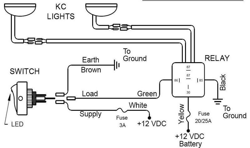 Cree Light Bar Wiring Diagram