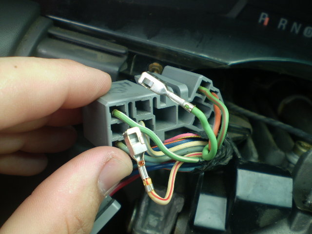 ford expedition starter diagram 4 pole solenoid wiring wire's coming out of wire harness (windshield wiper/turn signal) - f150online forums