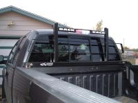 Headache Rack installed. (pics) - F150online Forums