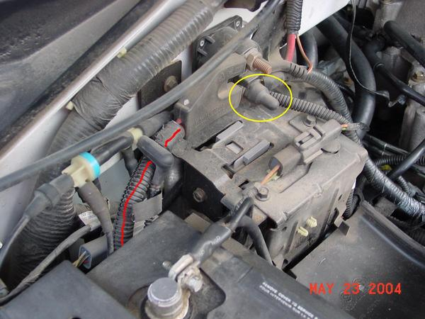 Alternator Wiring Diagram For 06 F150