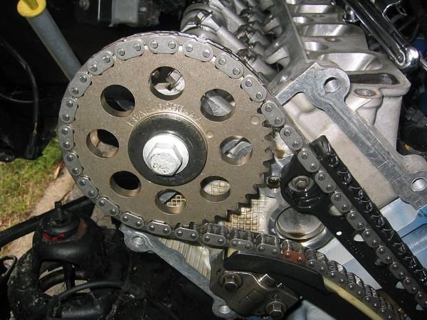 2000 Ford Explorer Timing Chain Diagram