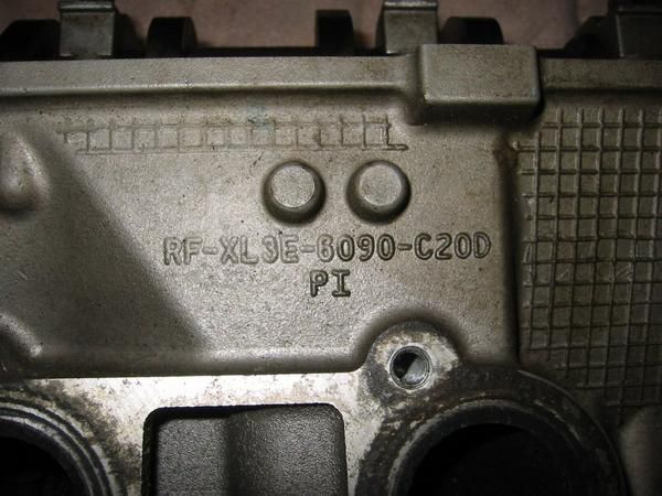 Cylinder Diagram Ford 4 6