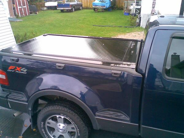 Flareside Tonneau Covers F150online Forums