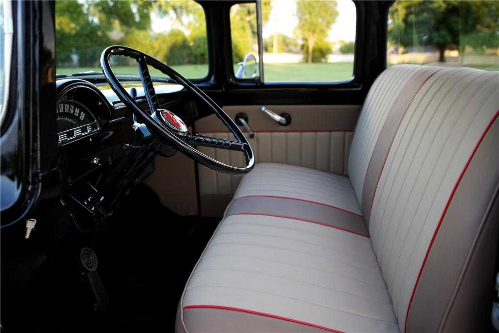1956 Ford F 100 Custom Interior F150online Com