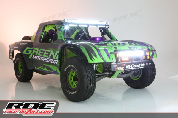 Timelapse Video Captures Camburg Kinetik Trophy Truck Coming to Life