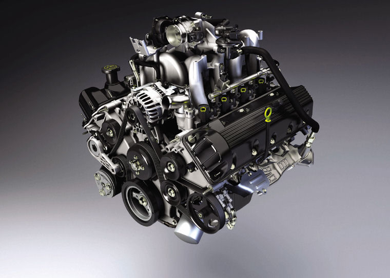 Ford F 150 4 6 Engine