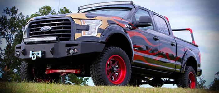 custom  ford    sema bound fonlinecom
