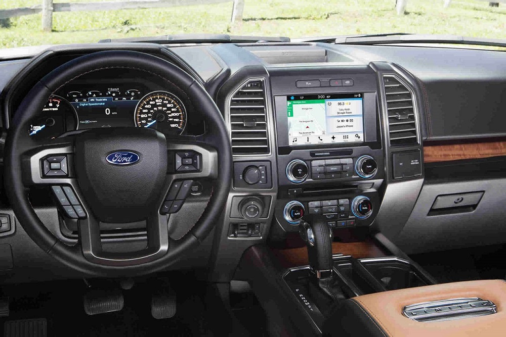2017 F 150 Recall Issued For Faulty Instrument Cluster