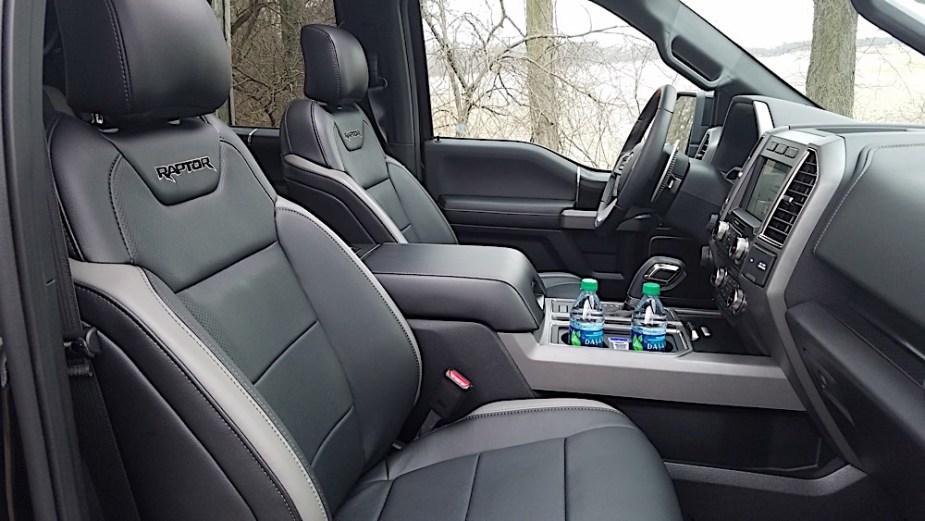 2017 Ford Raptor