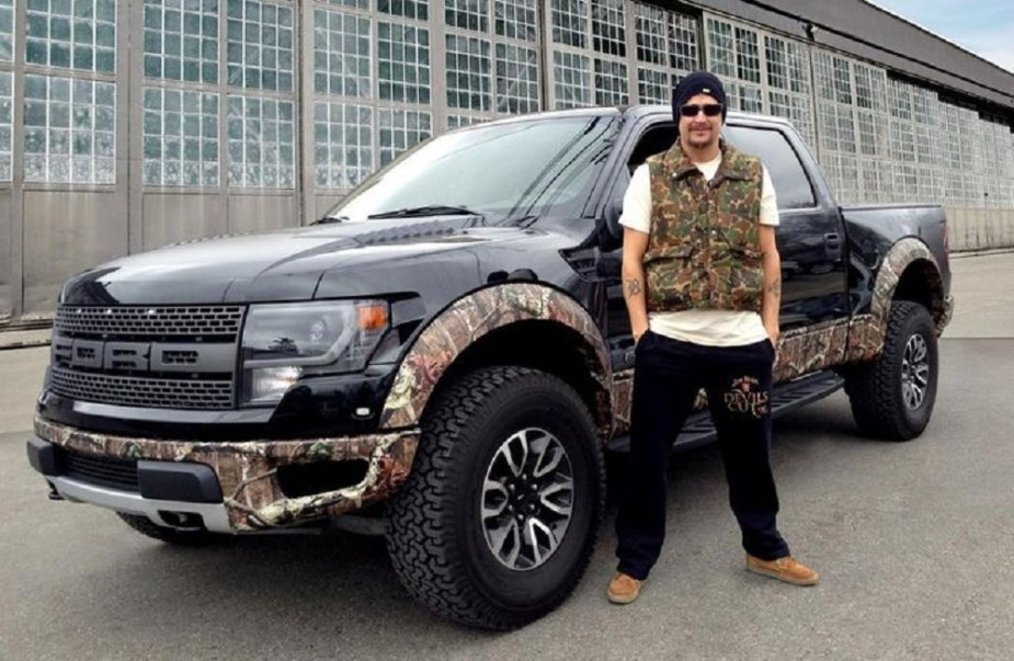 Kid Rock - Ford Raptor