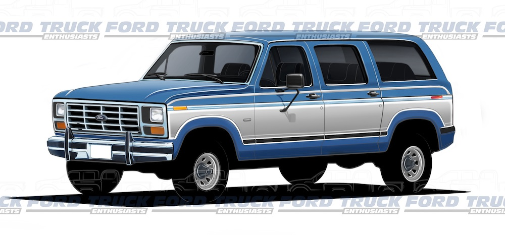 Bullnose Ford Excursion What Could Have Been F150online Com