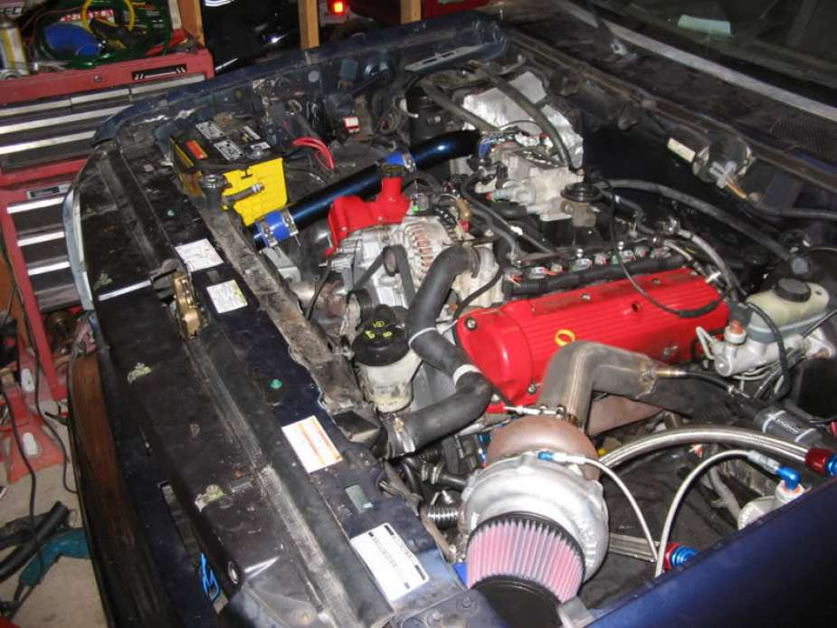Turbo 46 V8 95 F150
