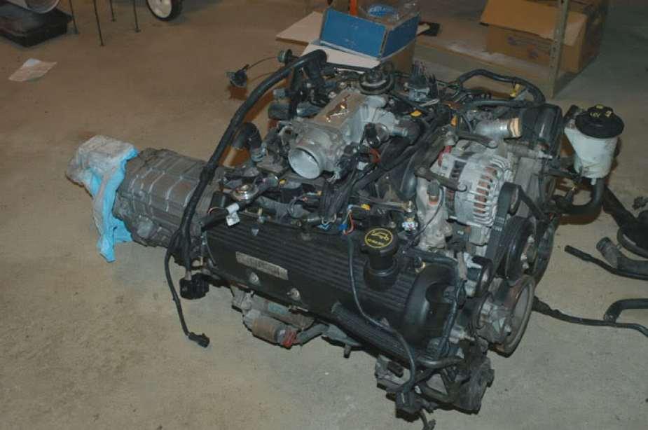 PJF Engine